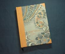 Orchid Book in Paperback Binding